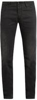 Jacob CohËn Tailored Stretch-denim Slim-leg Jeans
