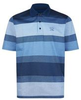 Paul & Shark Tonal Stripe Polo Shirt