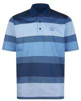 Paul & Shark Tonal Stripe Polo Shirt