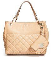 GUESS Wilson Quilted Shopper Tote