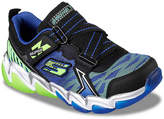 Skechers Skech Air Downswitch Toddler & Youth Sneaker -Black/Blue (Ath/Access Only) - Boy's