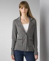 Women's Cashmere Knitted Blazer