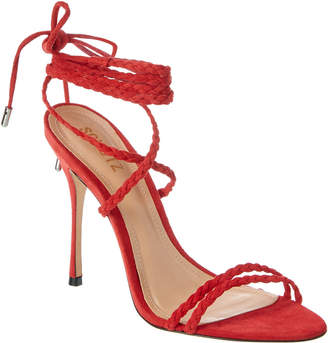 Schutz Lany Suede Sandal