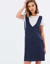 MinkPink Layered Dress