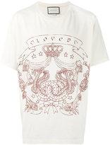 Gucci Loved slogan t-shirt - men - Cotton - XS