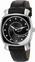 Pierre Cardin Women's Quartz Watch Analogue Display and Leather Strap