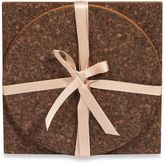 Thirstystone 2-Piece Dark Cork Trivet Set
