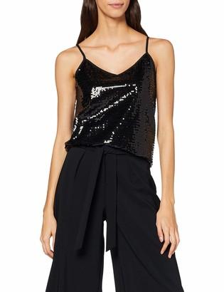 Dorothy Perkins Women's Sequin Cami Vest Top