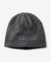 Express plaited beanie