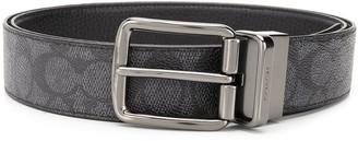 Coach Classic Buckle Belt