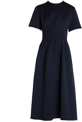 Marni Jersey Midi Dress