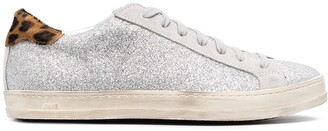 P448 John glittered sneakers