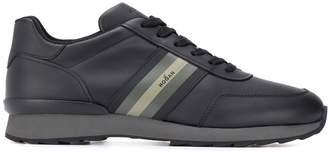 Hogan striped runner sneakers