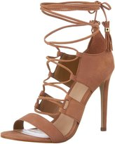 Aldo Women's Marys Heel Ghillie Sandal