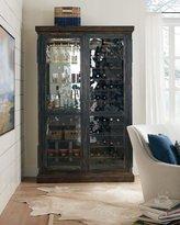 Hooker Furniture Ethan Wine & Bar Cabinet
