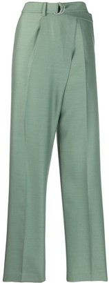 Helmut Lang Wrap-Effect Trousers