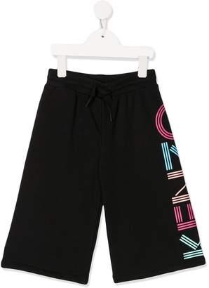 Kenzo branded long shorts