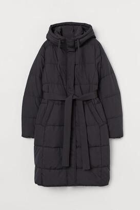 H&M MAMA Puffer Coat