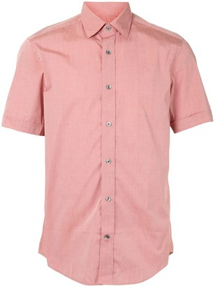 Gieves & Hawkes Short Sleeve Shirt