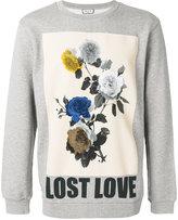 Paul & Joe Lost Love sweatshirt