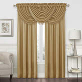 Royal Velvet Hilton Rod-Pocket Waterfall Valance