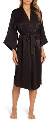 Jonquil In Bloom by Wildest Dreams Satin Robe