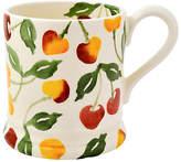 Emma Bridgewater Summer Cherries Half Pint Mug, Multi, 284ml