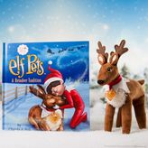 The elf on the shelf Elf Pets®: A Reindeer Tradition Book & Reindeer by The Elf on the Shelf®