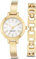 Nine West Haydens Bracelet Watch & Bracelet