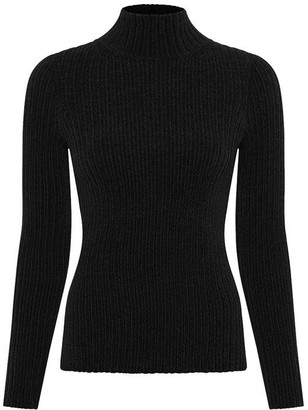 Great Plains Bethan Knit High Neck Jumper