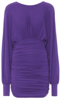 Alexandre Vauthier Exclusive to Mytheresa Stretch-jersey minidress
