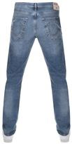 True Religion Geno Jeans Blue