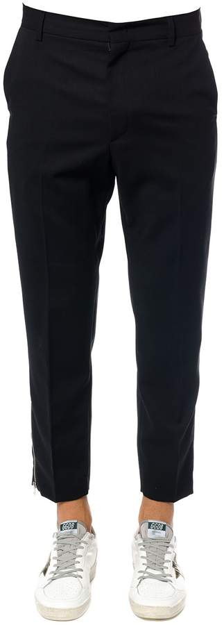 McQ Zipped Doherty Trousers