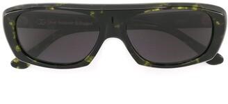 Oliver Goldsmith Twisp square-frame sunglasses