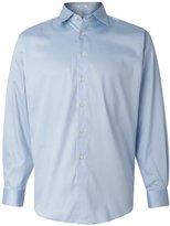 Calvin Klein Mens Cotton Stretch Dress Shirt. 13CK010