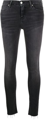 Calvin Klein Jeans 001 mid-rise skinny jeans
