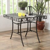Pemberville Metal Dining Table Darby Home Co