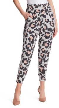 Jessica Simpson Ryland Cheetah Jogger Pants