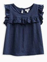 Splendid Baby Girl Flutter Sleeve Knit Top