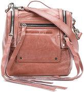 McQ by Alexander McQueen Loveless mini convertible box bag - women - Calf Leather - One Size
