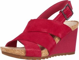 Clarks Womens Flex Wedge Sandal
