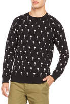 Wesc Marvin Embroidered Palm Sweatshirt