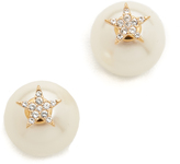 Kate Spade Bright Star Reversible Earrings