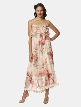 Stellah Ruffle Cami Dress
