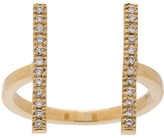 Ileana Makri Double Bar Ring