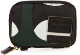 Marni X Porter Pop-print zip-around cardholder
