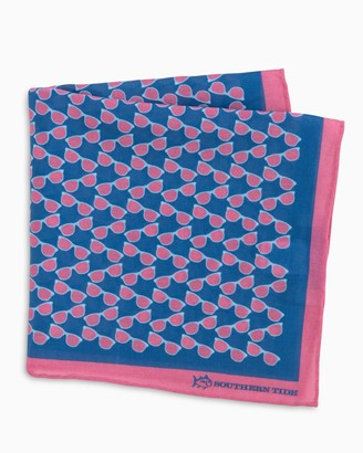Southern Tide Ocean City Shades Pocket Square