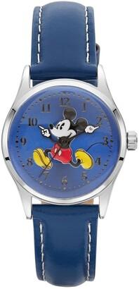 Disney Original Running Mickey 34mm Blue