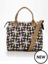 Orla Kiely Sycamore Seed Midi Sling Bag