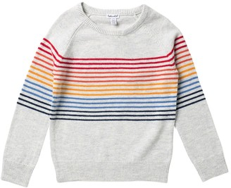 Splendid Rainbow Striped Top (Big Girls)